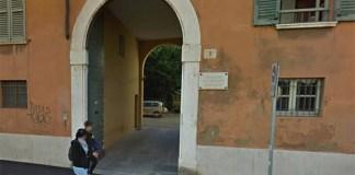 La sede della Fondazione Micheletti presieduta da Aldo Rebecchi