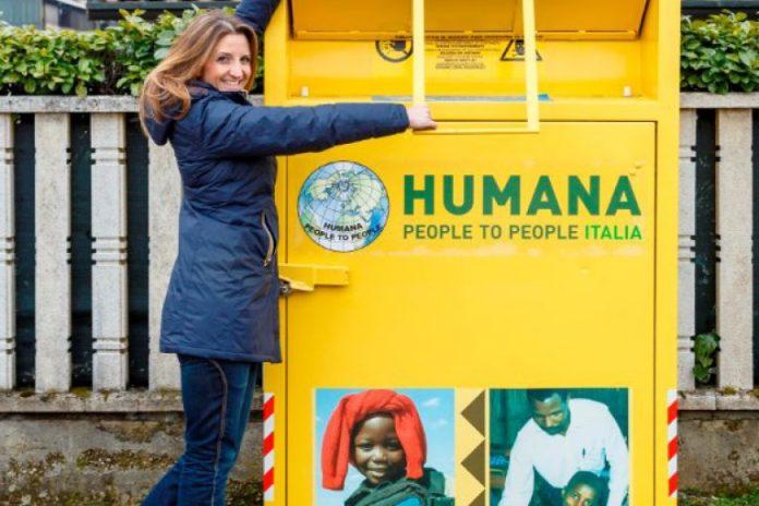 Atti vandalici contro Humana