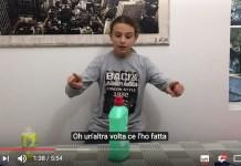 Il 13enne bresciano LukasGym è già un fenomeno della rete per i suoi video su YouTube, www.bsnews.it