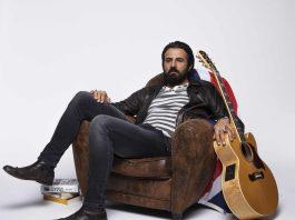 Il cantante e chitarrista bresciano Omar Pedrini - www.bsnews.it