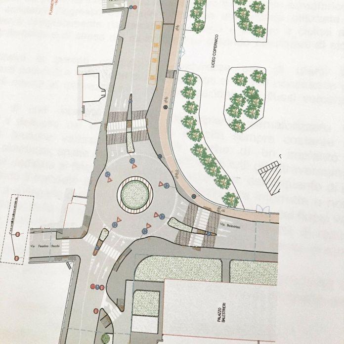 Nuova rotatoria in viale Duca degli Abruzzi, ecco il progetto al vaglio dell'amministrazione