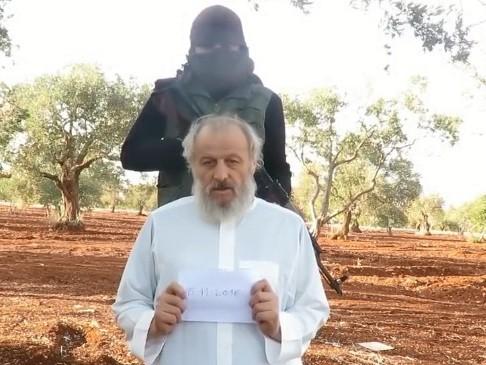Zanotti rapito in Siria