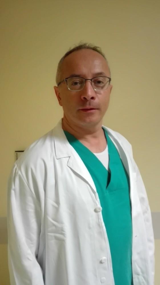 Dottor Francesco Rosciano, ospedale di Gavardo, www.bsnews.it