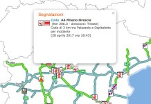 Autostrada A4, incidente tra Palazzolo e Ospitaletto, www.bsnews.it