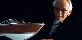 Carlo Riva, il padre dei motoscafi di lusso Riva