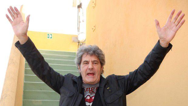 Il cantautore bresciano Fausto Leali