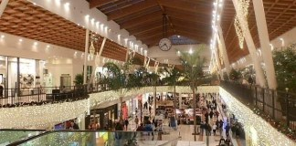 Il Leone shopping center di Lonato