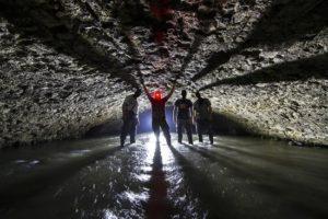 Alcuni membri di Brescia Underground, foto di tripadvisor