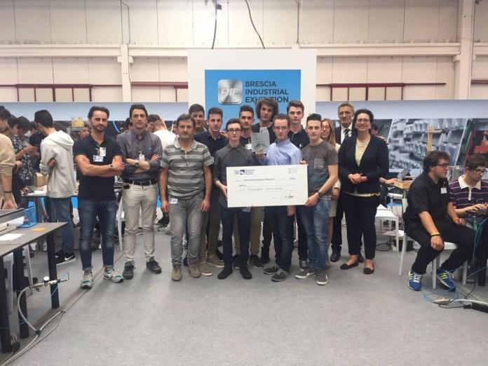 L'Istituto di Istruzione Superiore Tassara-Ghislandi Di Breno ha vinto il concorso IIR