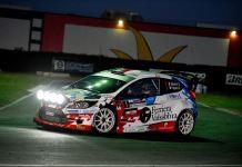 Stefano Albertini, Danilo Fappani (Ford Fiesta WRC #1, Mirabella Mille Miglia)
