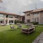 La sede di Atena Spa in via Codignole, a Brescia