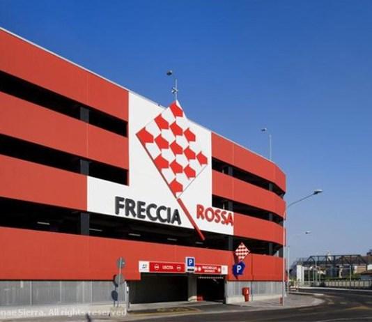 Il centro commerciale Freccia Rossa