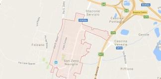 San Zeno Naviglio, foto da Google Maps
