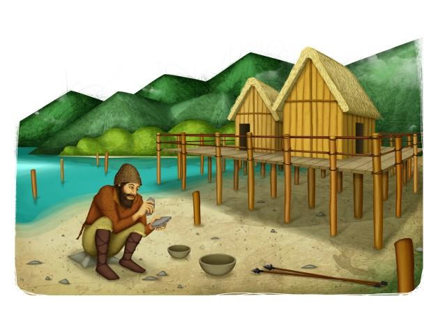 I siti palafitticoli