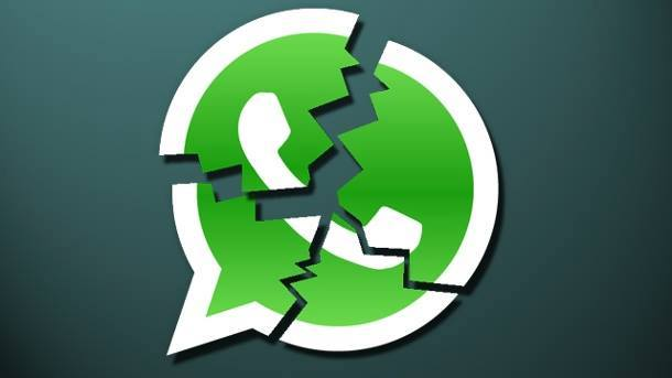 Whatsapp è down