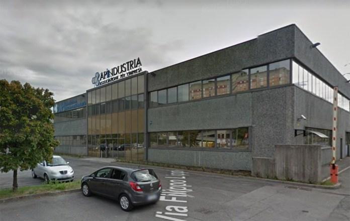 La sede di Apindustria a Brescia, foto da Google Maps
