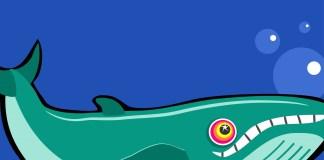 La balena blu fa paura