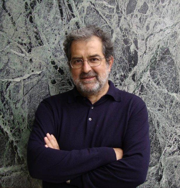 L'architetto Claudio Buizza, foto da Facebook