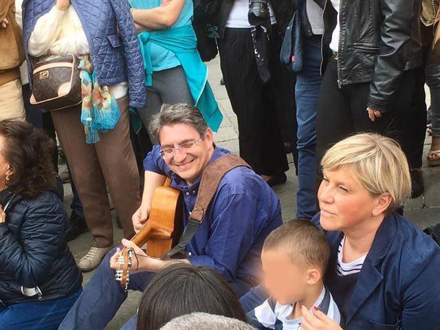 Il sindaco di Brescia Emilio Del Bono, foto da pagina Facebook ufficiale