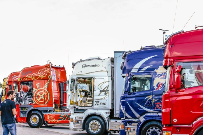 L'European Truck Festival di Brescia, evento dediciato a camion e mezzi pesanti in chiave ludica, foto da ufficio stampa