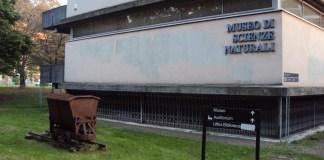 La sede del Museo di Scienze naturali di Brescia