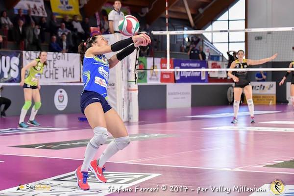 Francesca Parlangeli - ph credit ufficio stampa www.bsnews.it