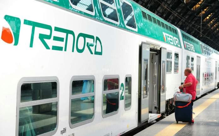 Un treno Vivalto di Trenord, foto da ufficio stampa