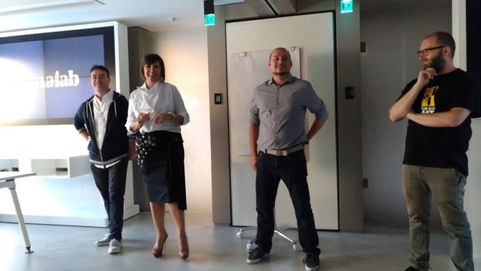 L'ultimo incontro di Atena Lab in via Codignole