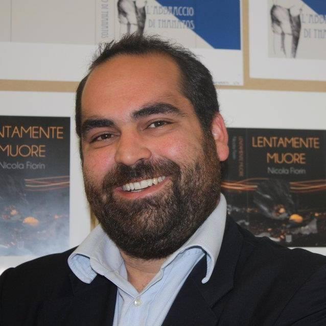 Nicola Fiorin, avvocato e scrittore bresciano