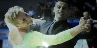 Giulio Pagani e Cecilia Pedretti, ballerini di Ghedi (foto da Comune Ghedi)