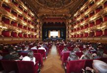 Il teatro Grande di Brescia