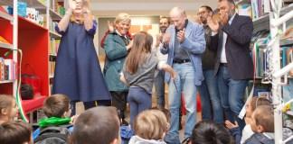 Brescia, inaugurato alla Libreria Rinascita il nuovo spazio per bambini, foto Roberta Raguso