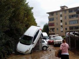 L'alluvione di Livorno