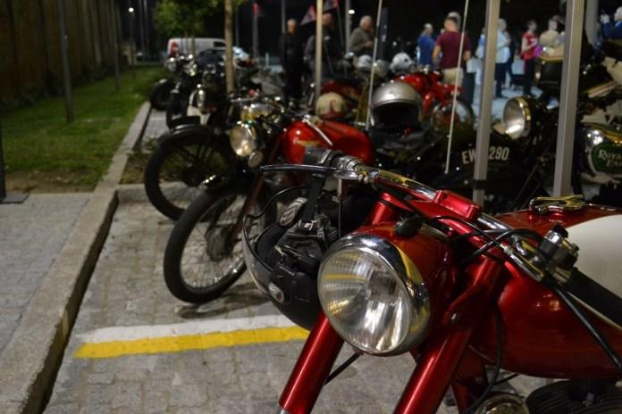 Le moto in gara alla Brescia-Napoli, www.bsnews.it