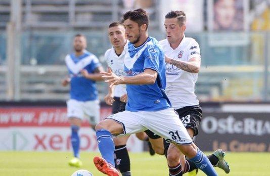 Brescia Pro Vercelli, foto da sito ufficiale Brescia Calcio