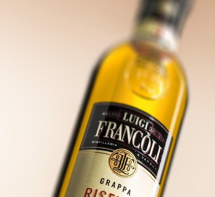 Grappa delle Distillerie Luigi Francoli
