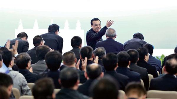 Un imprenditore cinese, foto da web