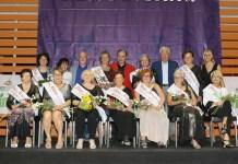 Le selezionate nella tappa palazzolese di Miss Nonna, foto da Ufficio stampa, www.bsnews.it