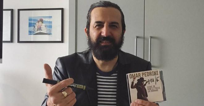 Omar Pedrini con il nuovo album