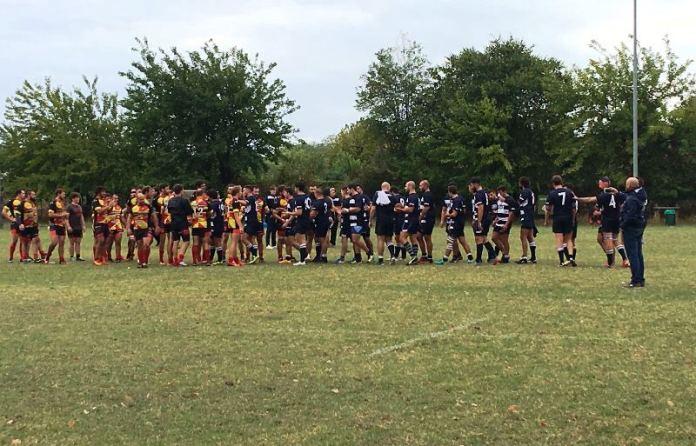 Il Rugby Brescia perde 7-5 in amichevole contro il Valpolicella - foto da ufficio stampa