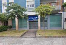 La nuova sede del servizio prelievi di Synlab, in via Marconi 9-11, foto da ufficio stampa