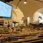 Il trenino del Castello di Brescia, foto di Enrica Recalcati per BsNews.it