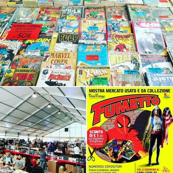 Brescia invasa dai fumetti per Brescia Comics