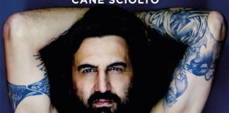 La copertina di Cane sciolto, il romanzo autobiografico di Omar Pedrini, www.bsnews.it