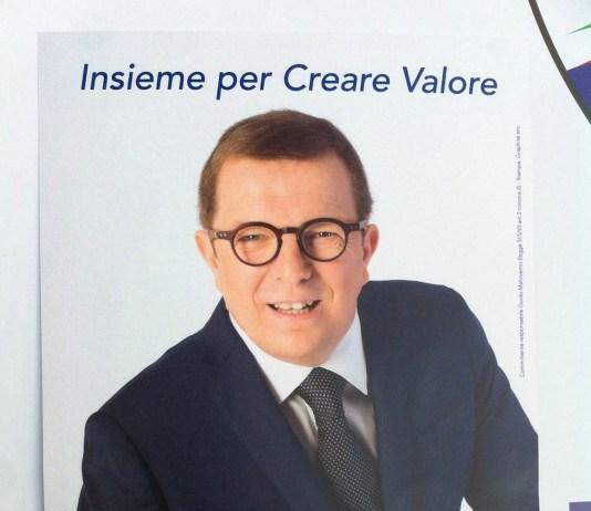 Il sindaco di Desenzano Guido Malinverno
