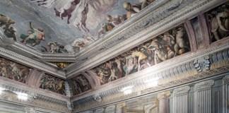 Gli incredibili affreschi di Palazzo Averoldi, a Brescia