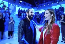 Omar Pedrini ospite a Verissimo di Silvia Toffanin, su Canale 5