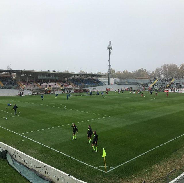 Brescia Calcio contro Carpi, foto Jenni Generale per BsNews.it