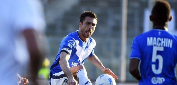Brescia Calcio contro lo Spezia, foto da sito ufficiale Brescia Calcio