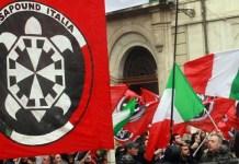 Casa Pound a Brescia
